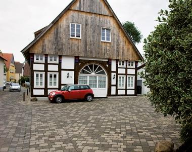 Haustüren historisch