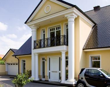 Haustüren klassisch